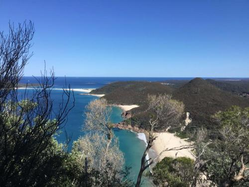 View from Tomaree Lookout